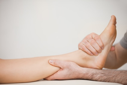 Physical therapy for heel pain